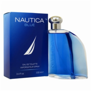 Nautica Blue for Men - eau de Toilette Spray - 3.4 oz