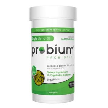 Probium Probiotics Single Blend 6B, 60 ea