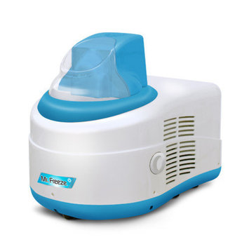 Elite by Maxi-Matic Mr. Freeze 1.5-qt. Ice Cream Maker with Compressor