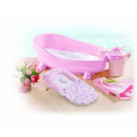 MAM Summer Infant Soothing Tub Spa & Shower - Pink
