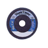Weiler Big Cat High Density Flat Style Flap Discs - 50763 SEPTLS80450763