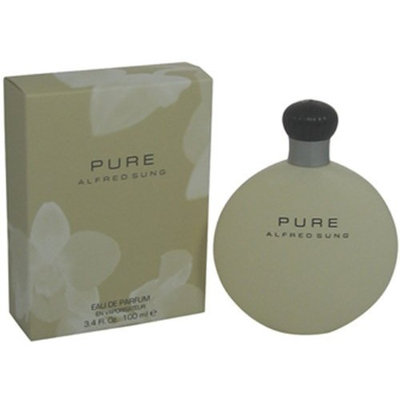 Alfred Sung Pure By Alfred Sung For Women. Eau De Parfum Spray 3.4-Ounces