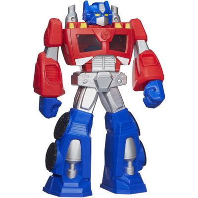 Transformers Rescue Bots Epic Optimus Prime Figure