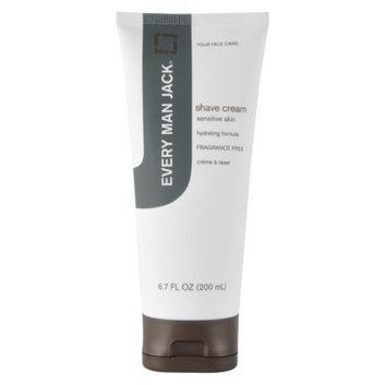 Every Man Jack Fragrance-Free Sensitive Skin Shave Cream 6.7-oz.