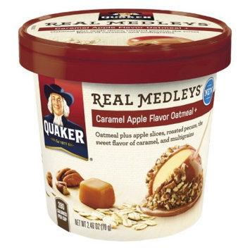 Oats And Oatmeal Quaker