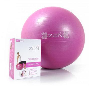 Zon ZoN ZoN Pink Balance Balls - SOUTHBEND SPORTING GOODS INC