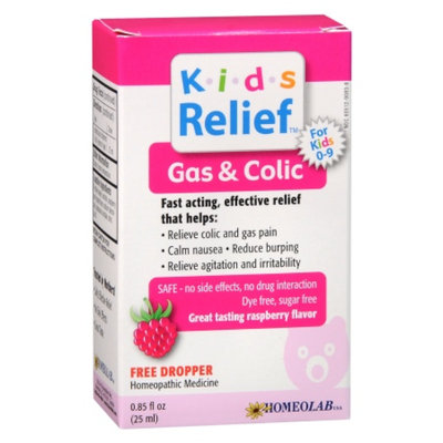Homeolab USA Kids Relief Colic