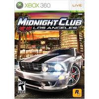 Rockstar Games Midnight Club: Los Angeles - Xbox 360 [Xbox 360]