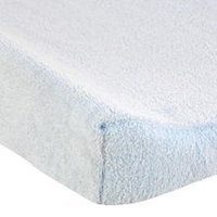 Especially for Baby Terry Pad Cover - Blue