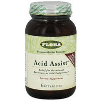 Flora Acid Assist 60 Tablets