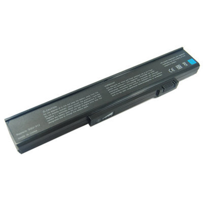 Superb Choice BS-GY6045LH-1F 6-cell Laptop Battery for Gateway 103926 12msbg 3ur18650f-2-qc-ma1 3ur1