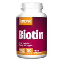 Jarrow Formulas Biotin 5mg