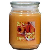 Mainstays Candle, Peach Mango