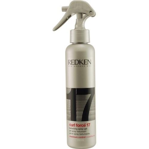 Redken Curl Force 17 Texturizing Spray Gel
