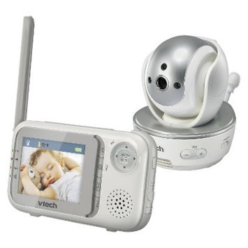 VTech Safe & Sound Pan and Tilt Full Color Video Monitor - VM333