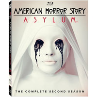 American Horror Story: Asylum - The Complete Second Season (Blu-ray) (Widescreen)