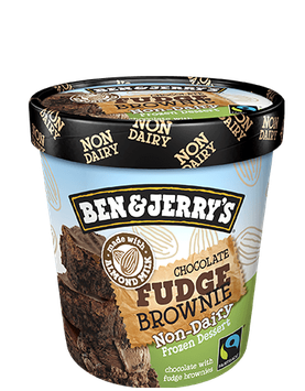 Ben & Jerry's® Chocolate Fudge Brownie Non-Dairy Frozen Dessert