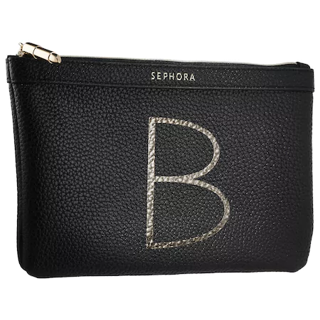 SEPHORA COLLECTION The Jetsetter: Personalized Pouch