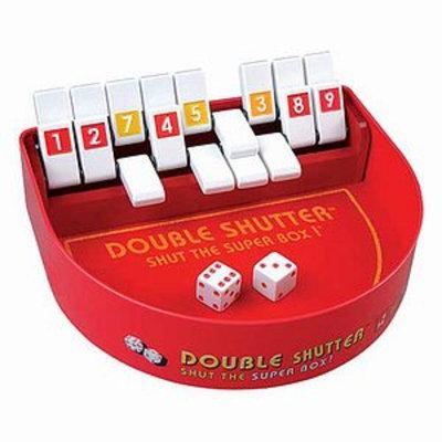 Blue Orange Games Double Shutter Ages 6+, 1 ea
