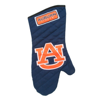 Designcast Specialties NCAA Grill Glove NCAA Team: University of Auburn Tigers