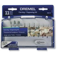 Dremel 689-01 Carving/Engraving Mini Accessory Kit