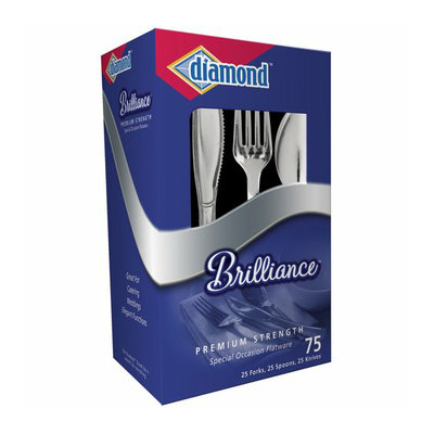 Diamond Brilliance Flatware Set