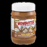 Wowbutter Creamy Peanut Free Spread