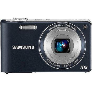 Samsung PL210 Indigo Blue 14.2MP Digital Camera w/ 10x Optical Zoom, 3.0