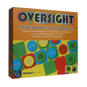 Griddly Games 4000181 Oversight Abstract Strategy Game