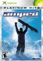 Microsoft Game Studios Amped: Freestyle Snowboarding