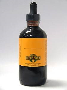 St. John's Wort Oil Liquid, 4 oz, Herb Pharm