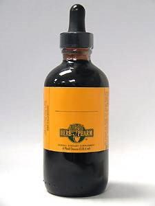 St. John's Wort Oil Liquid, 4 oz, Herb Pharm