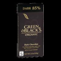 Green & Black's Organic Dark 85% Dark Chocolate