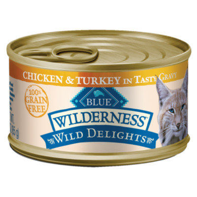 Blue Buffalo BLUE WildernessTM Adult Cat Food