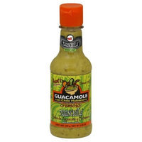 Zaaschilla Salsa Spread Guacamole Habanero, 9.35-Ounce (Pack of 6)