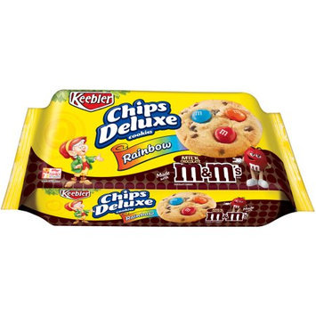 Kellogg Company Keebler Chips Deluxe Rainbow Cookies, 11.3 oz, (Pack of 12)