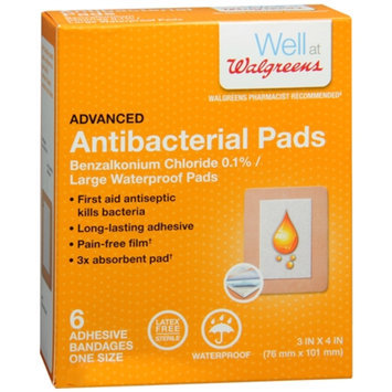 Walgreens Waterproof Adhesive Pads