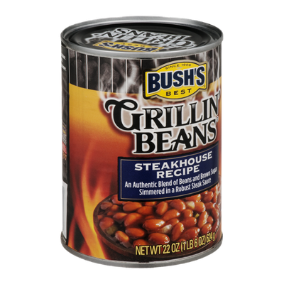 Bush's Grillin' Beans Steakhouse Recipe
