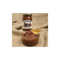 Jake & Amos Black Bean Salsa - 16 Ounce