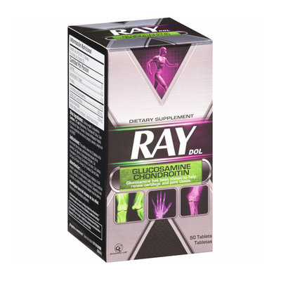 X Ray Glucosamine Chondroitin Dietary Supplement Tablets