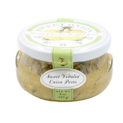 Sweet Vidalia Onion Pesto By Bella Cucina