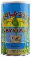 FunFresh Foods Molasses Crystals 16 oz