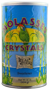 FunFresh Foods Molasses Crystals 16 oz