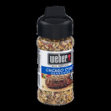 Weber All Natural Seasoning Chicago Steak