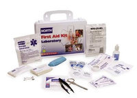 NORTH BY HONEYWELL 019750-0034L First Aid Kit, Unitized, White,25 People