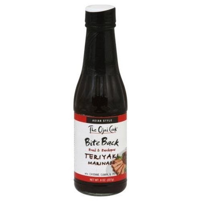 Ojai Cook Teriyaki W/Wheat 8.0000 OZ (Pack of 6)