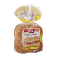 Pepperidge Farm Bakery Classics Hamburger Buns Golden Potato - 8 CT