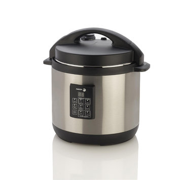 Fagor Electric 6-Quart Pressure Cooker Plus