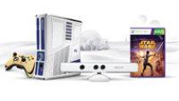 Microsoft Xbox 360 Limited Edition Kinect Star Wars Bundle