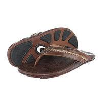 Men's OluKai Mea Ola Leather Sandals []